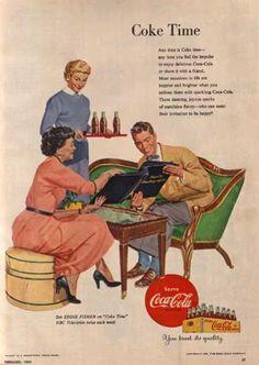 Coca Cola Company's Coca-Cola (1954)