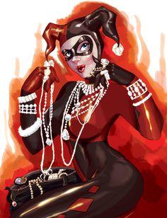Harley Quinn by Peng-Peng