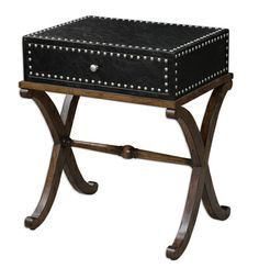Pura Vida Home Decor - Lok table, $416.00 (http://stores.puravidahomedecor.com/lok-table/)