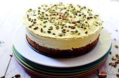 Thandai Mousse Cake, how to make thandai mousse cake