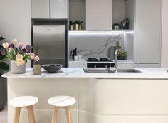 kitchen countertop in statuario venato