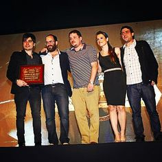 Bombay la Mejor Productora Audiovisual en Campana de Oro