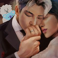 Bts Jin, Bts Jungkook, Fanfic Namjin, Boyfriend Photos, Bts Fanfiction, Vkook Fanart, Bts Rap Monster, Bts Aesthetic Pictures, Romance
