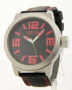 Kenneth Cole Reaction Black Dial Men's watch #RK1244 Kenneth Cole. Save 52 Off!. $35.99