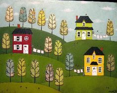 Anik Gagnon | House on the hilll