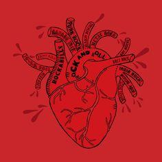 """Anatomy of the Music Machine (rewers planszy)"" by Kasia Baranowska Symbolic Representation, Music Machine, Anatomical Heart, Anatomy Art, In A Heartbeat, Pump, Muscle, Life, Anam Cara"