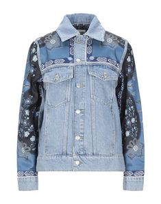 SANDRO Denim jacket. #sandro #cloth Girls Lifting, Moroccan Style, Sandro, World Of Fashion, Cool Girl, Sportswear, Vintage Fashion, Denim, Long Sleeve