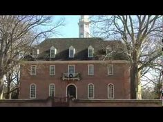 2013 Colonial Williamsburg Christmas Decorations - YouTube