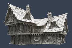 Inspiration | Искусство 3D графики