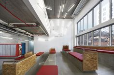 Galería - Viviendas de soporte Navy Green / Architecture in Formation + Curtis + Ginsberg Architects - 1