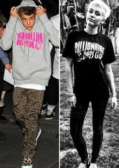 d69697b1202d Bieber and Miley! How To Become RichBillionaire Boys ClubBbcHow ...