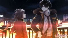 Collar x Malice – Aiji Yanagi CG + Walkthrough – 0622 Violet Evergarden, Father Images, Under The Moon, Couple Art, Manga Couple, Diabolik Lovers, Anime Couples, Constellations, Otaku