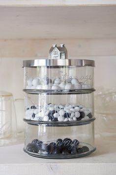 Riviera House Storage Jar.