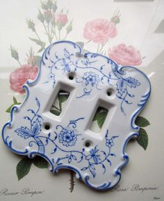 Light Switch Plate on Etsy