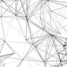 Black and White Mesh Vector Background   EPS10 Design