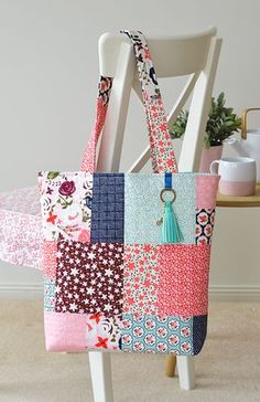 Scrappy Project Planner Sew Along