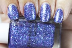 Swatch of Blue-Eyed Girl Lacquer's Siren's Quarter-Life Crisis