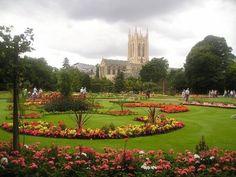 Bury St Edmunds Abbey and Gardens - Bury Saint Edmunds