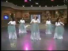 Psalm 23 dance by Worship in Motion Love this, pure worship, sweet, graceful worship to the Lord.