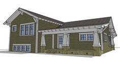 63 ideas kitchen remodel split level front porches for 2019 – 63 … - Modern Tri Level House, Split Level House Plans, Tri Level Remodel, Split Level Exterior, Front Porch Addition, Split Foyer, Ranch Remodel, Exterior Makeover, Exterior Remodel