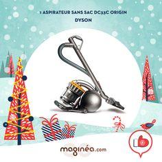 l'aspirateur DYSON :    Dyson   DC33c Origin : http://www.maginea.com/fr/fr/c2379/p201408060015/dc33c+origin+aspirateur+sans+sac/