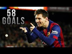 Lionel Messi ● All 58 Goals in 2014 | HD