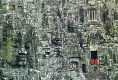 Rio Mekong / Camboya (Kampuchea) 1968 / #photograph Wilbur E. Garret // Souls & Stones