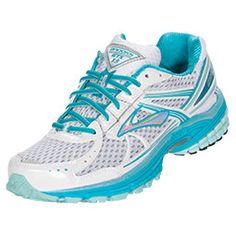 My 4th pair (= --- Women's Brooks Adrenaline GTS 13 Running Shoes| FinishLine.com | White/Bluebird/Hibiscus