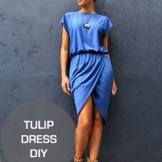 Tulip Dress DIY