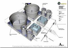 Free Commercial Aquaponics Pilot Construction Plans