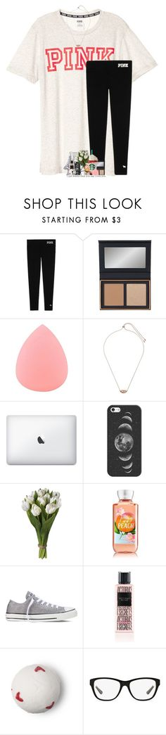 """cause you are my one & only"" by theblonde07 ❤ liked on Polyvore featuring Victoria's Secret, Zodaca, Kendra Scott, Casetify, Converse and Ralph Lauren"