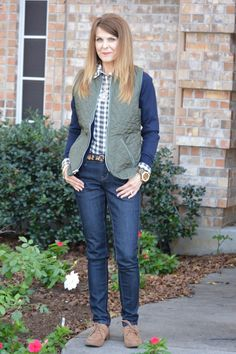 Create28~Fall Layering - A Lovely Little Wardrobe