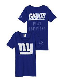 New York Giants Bling Tee