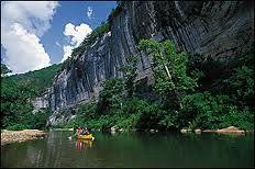 Buffalo River, South of Yellville, Arkansas