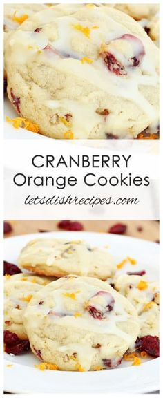 Cranberry Orange Coo