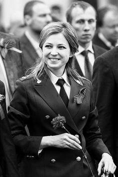 Natalya Military Female, Female Soldier, Military Women, Natalia Poklonskaya, Facial Expressions, Flight Attendant, Real Women, Combat Boots, Curves