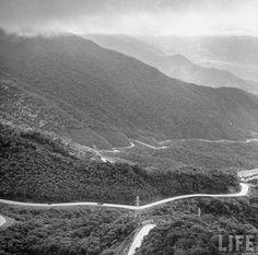 Novo Milênio: Cubatão de antigamente - Cubatão, pela revista Life, em 1947 (2)