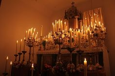 I had never heard of an Altar of Repose before, but this is truly beautiful.