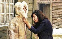 """Maite Tarilonte recibió su segundo premio Goya por su participación como asistente de vestuario en la película española """"Nadie quiere la noche"""""""