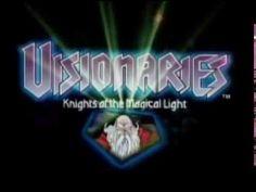 visionarios caballeros de la luz mágica - latino