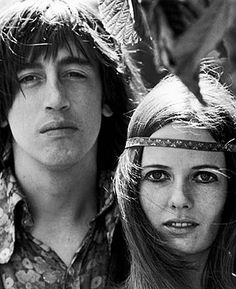 The 1960s hippies fashion symbolized freedom from the ...
