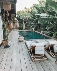 Backyard Pool Designs, Small Backyard Pools, Small Pools, Swimming Pools Backyard, Swimming Pool Designs, Pool Landscaping, Backyard Patio, Lap Pools, Indoor Pools