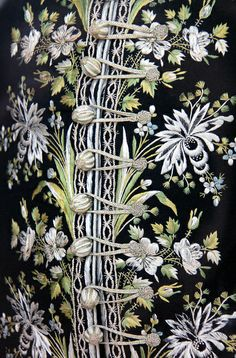 Detail - A man's dress, Hungary, 1770-80 | Flickr : partage de photos !