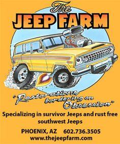 Jeep Farm...