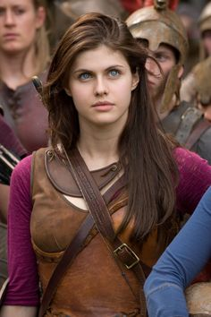 Alexandra Daddario would be an amazing Anna Steele for Fifty Shades of Grey