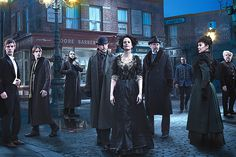 Showtime's 'Penny Dreadful' Renewed for Season 3 in 2016
