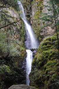 Hole In The Wall Falls #Oregon #HikeOregon #StarvationCreek