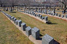 Ik heb deze afbeelding gekozen omdat je hier de graven ziet van slachtoffers van de titanic en ik vind het heel heftig dat het er zo veel zijn.
