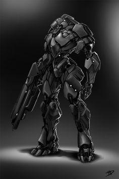 Mechanized body armor - Google Search