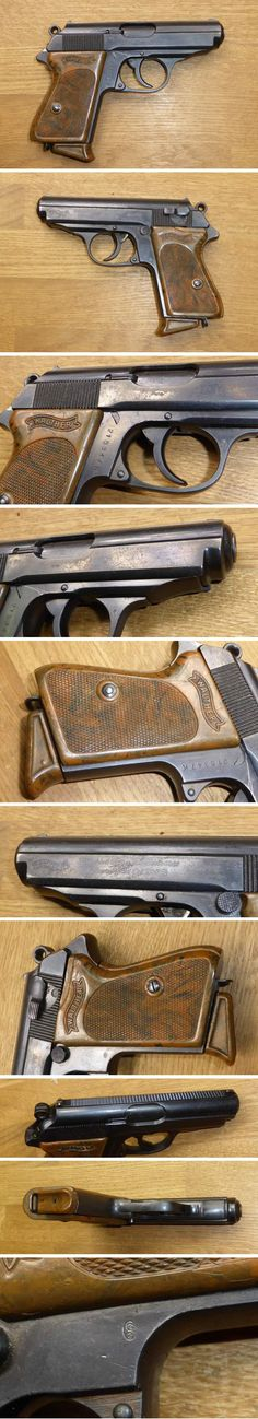 "BROŃ PALNA - PISTOLETY - Walther PPK kal. 7,65mmBr ""G2"" - Find our speedloader now! http://www.amazon.com/shops/raeind"